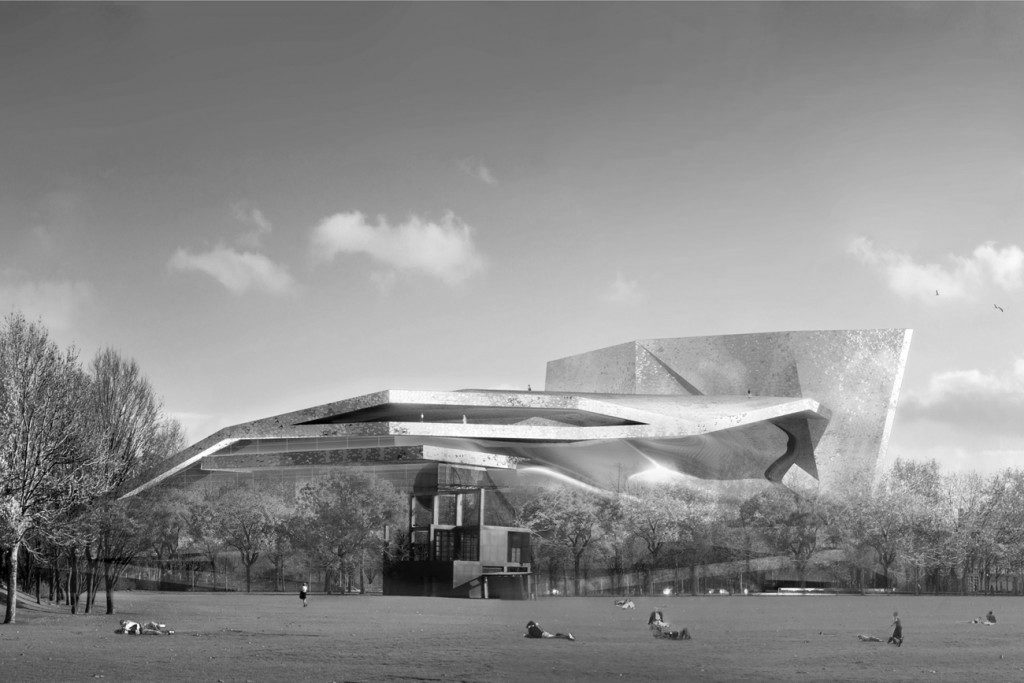 Référence F2A - Philharmonie de Paris