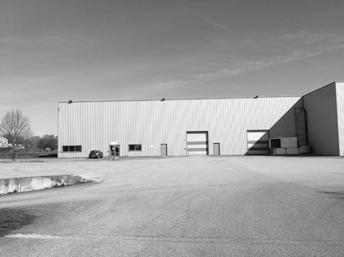 Référence F2A - Entrepôt de stockage - Dagneux (01)