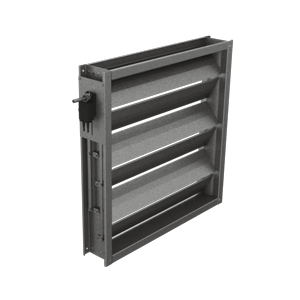 Registre Industriel Ventilation MG - Ventilation Industrial Damper