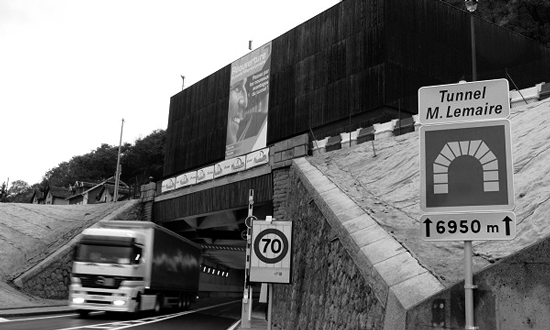 Référence F2A - Tunnel Maurice Lemaire