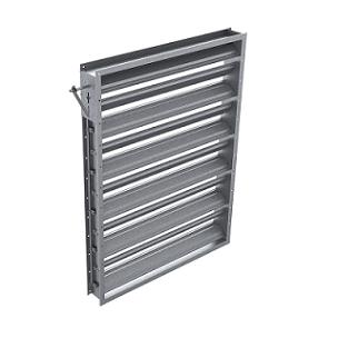 Registre Tertiaire Ventilation PLO - PLO HVAC Damper
