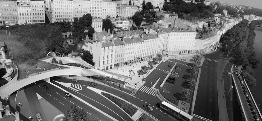 Référence F2A Tunnel de la Croix Rousse