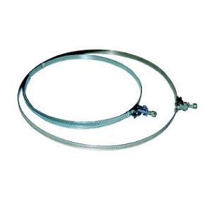 Collier Serrage à Ouverture Rapide - Worm Gear Clamps