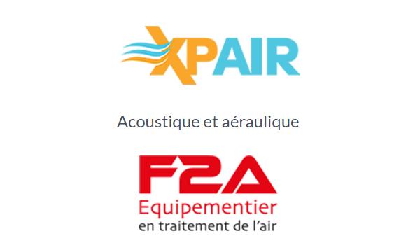 « Acoustique et Aéraulique » en ligne sur XPair !