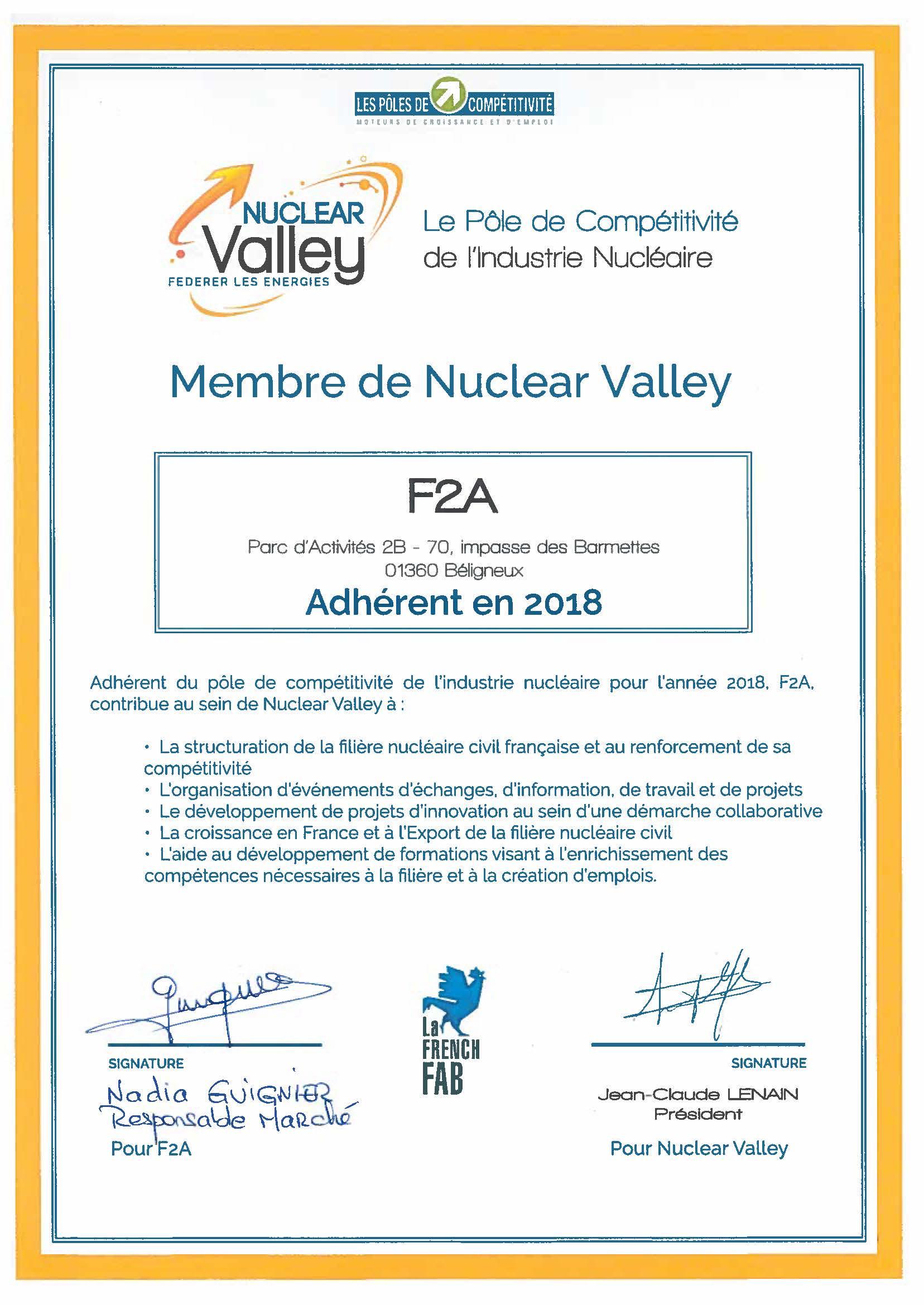 F2A membre de Nuclear Valley !