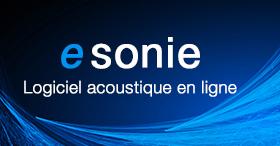 logiciel acoustique en ligne par F2A