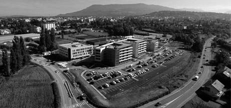 Référence F2A - L'hôpital privé Pays de Savoie